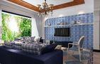 二居室地中海风格装修案例