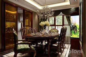 140平米四新古典风格餐厅欣赏图