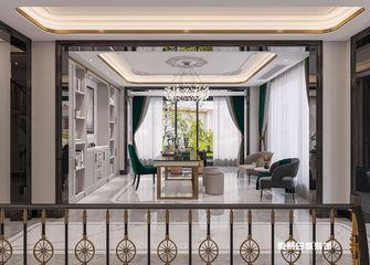 140平米四室两厅美式风格阁楼装修图片大全