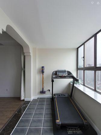 100平米三室两厅美式风格阳台图片大全