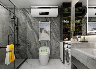 130平米四室两厅中式风格卫生间效果图