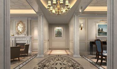 140平米四室四厅法式风格玄关装修图片大全