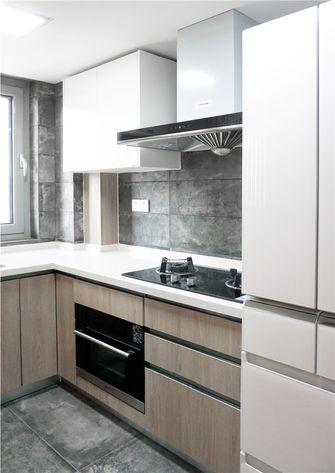 70平米一室一厅欧式风格厨房图