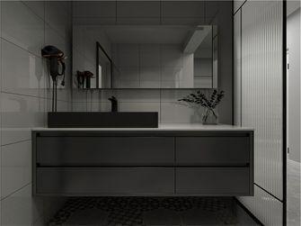 120平米四室两厅现代简约风格卫生间欣赏图