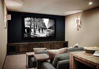 110平米三法式风格影音室图片大全