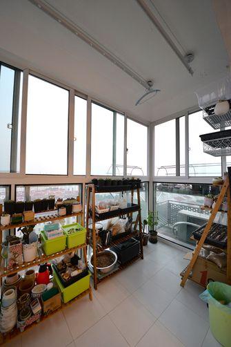 60平米一室一厅现代简约风格阳台装修效果图