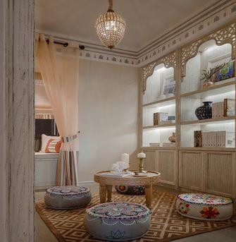140平米三室一厅欧式风格阳光房图片大全