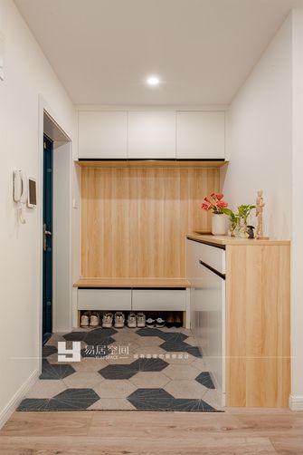 130平米三室两厅现代简约风格玄关图片大全
