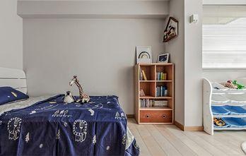 90平米三室一厅日式风格儿童房效果图