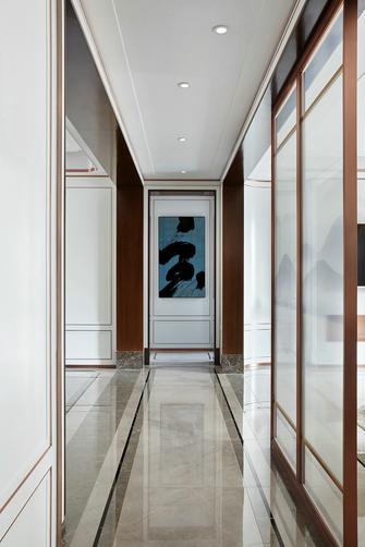 90平米三室两厅欧式风格走廊图片大全