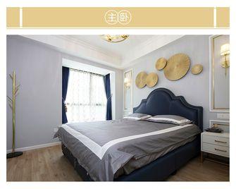 富裕型90平米法式风格卧室装修图片大全