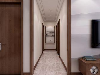 100平米三室两厅中式风格走廊设计图