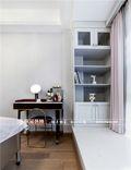 90平米三室两厅美式风格梳妆台设计图