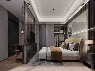 140平米四室一厅新古典风格卧室图片