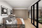 3万以下90平米三现代简约风格卧室设计图
