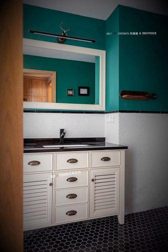 140平米别墅田园风格厨房装修案例