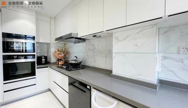 60平米三室两厅其他风格厨房欣赏图