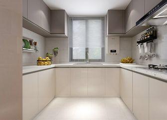 140平米四室两厅中式风格厨房装修案例