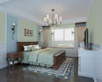 90平米地中海风格卧室效果图