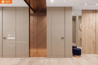 3万以下110平米现代简约风格走廊效果图