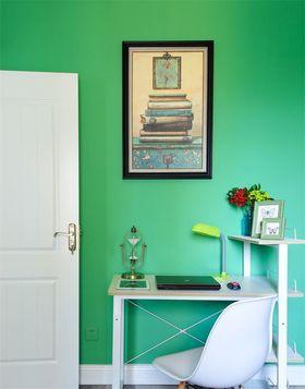 120平米四室兩廳混搭風格書房裝修效果圖