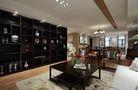 140平米四室三厅中式风格阁楼装修案例