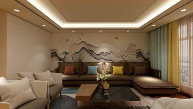 140平米别墅混搭风格客厅图片