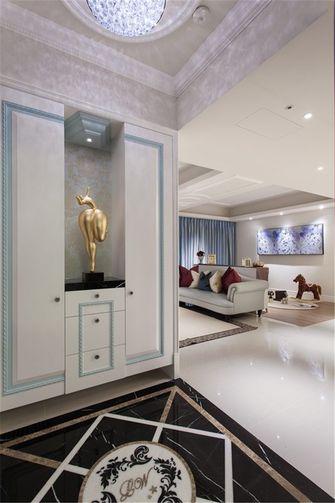 130平米三室两厅欧式风格玄关效果图