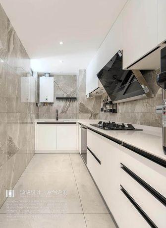 130平米三现代简约风格厨房图片