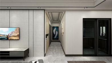 130平米三室两厅现代简约风格走廊装修图片大全
