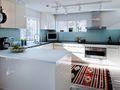 140平米别墅北欧风格厨房图片大全