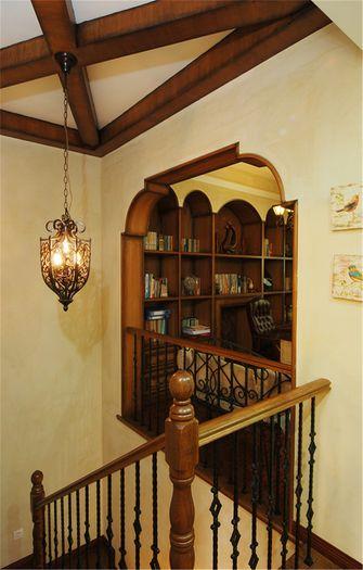 富裕型140平米四室两厅东南亚风格楼梯效果图