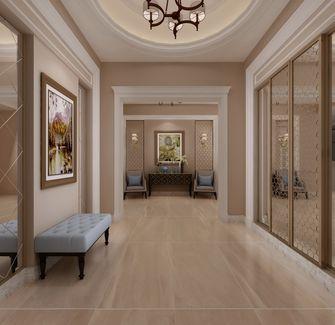 140平米别墅法式风格玄关效果图