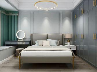 5-10万110平米三室两厅美式风格卧室设计图