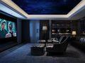 140平米别墅地中海风格影音室装修效果图