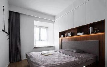 130平米三北欧风格卧室装修图片大全