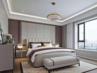 140平米四室一厅混搭风格卧室效果图