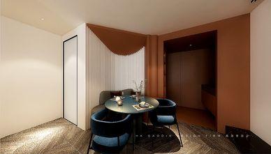 80平米一室一厅现代简约风格餐厅图片