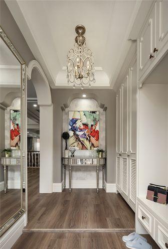140平米别墅美式风格玄关图片
