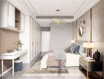 140平米三室三厅美式风格客厅装修图片大全