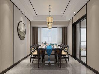 130平米四其他风格餐厅设计图