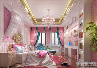 140平米别墅混搭风格卧室装修效果图