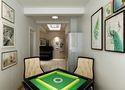 120平米三室两厅中式风格其他区域图片大全