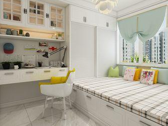 120平米三室两厅北欧风格儿童房效果图