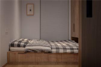 120平米四室四厅日式风格卧室装修案例