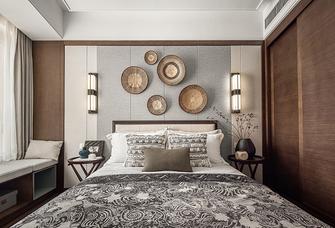 60平米一居室日式风格卧室设计图