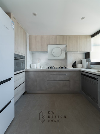 90平米混搭风格厨房装修案例