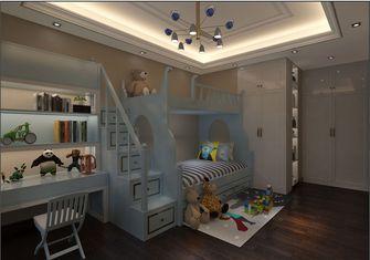 140平米三室两厅中式风格儿童房图片
