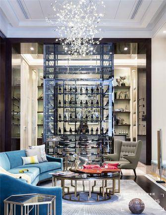 140平米复式现代简约风格储藏室欣赏图
