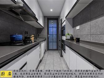 140平米四室两厅混搭风格厨房设计图